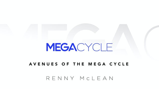 Mega Cycle Class 2: Avenues of the Me...