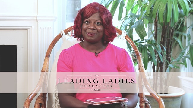 The Leading Ladies Character: Vashti / Damas que Lideran: Vashti