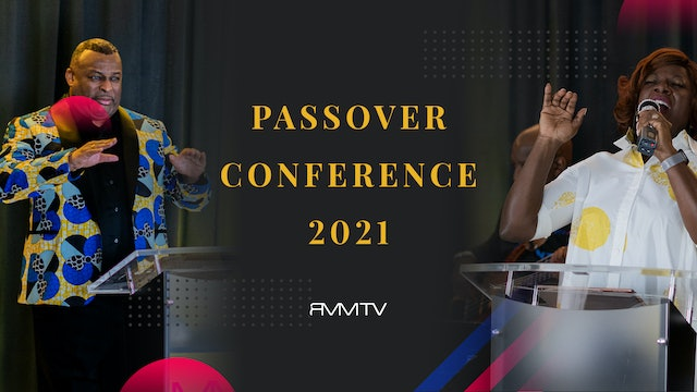 Passover Breakthrough Conference