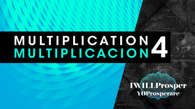 Multiplication Part 4 / Multiplicacion Parte 4