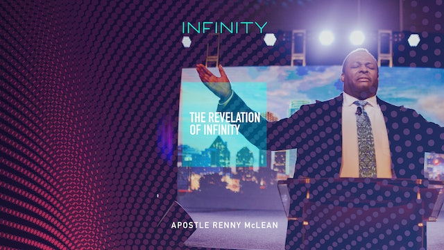 Renny McLean - The Revelation of Infinity
