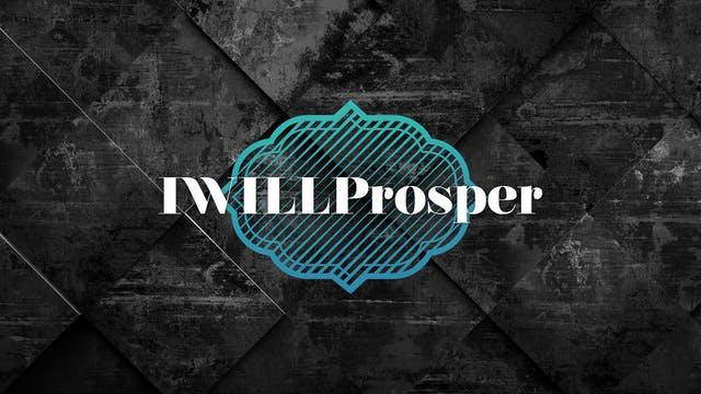 IWILLProsper