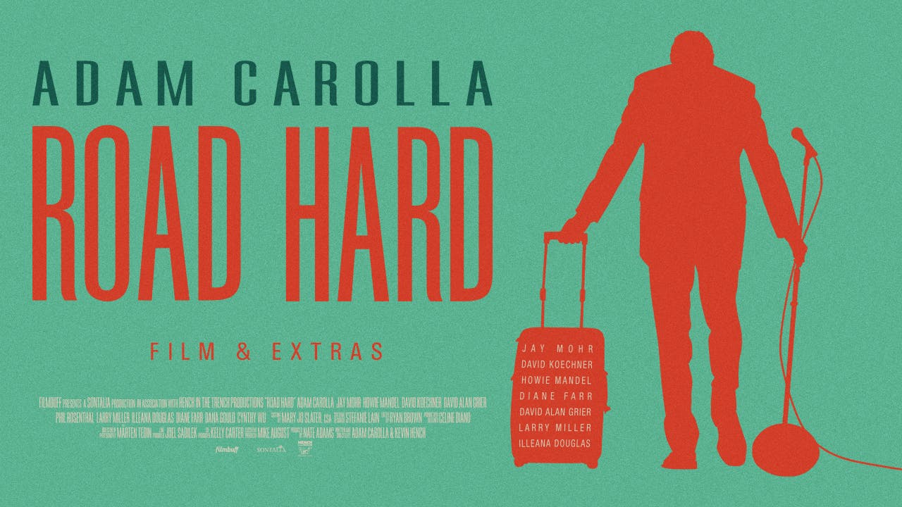Road Hard - Feature Film and Extras