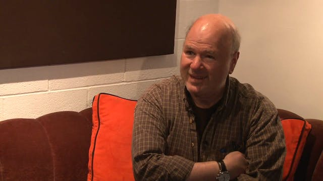 Larry Miller Interview