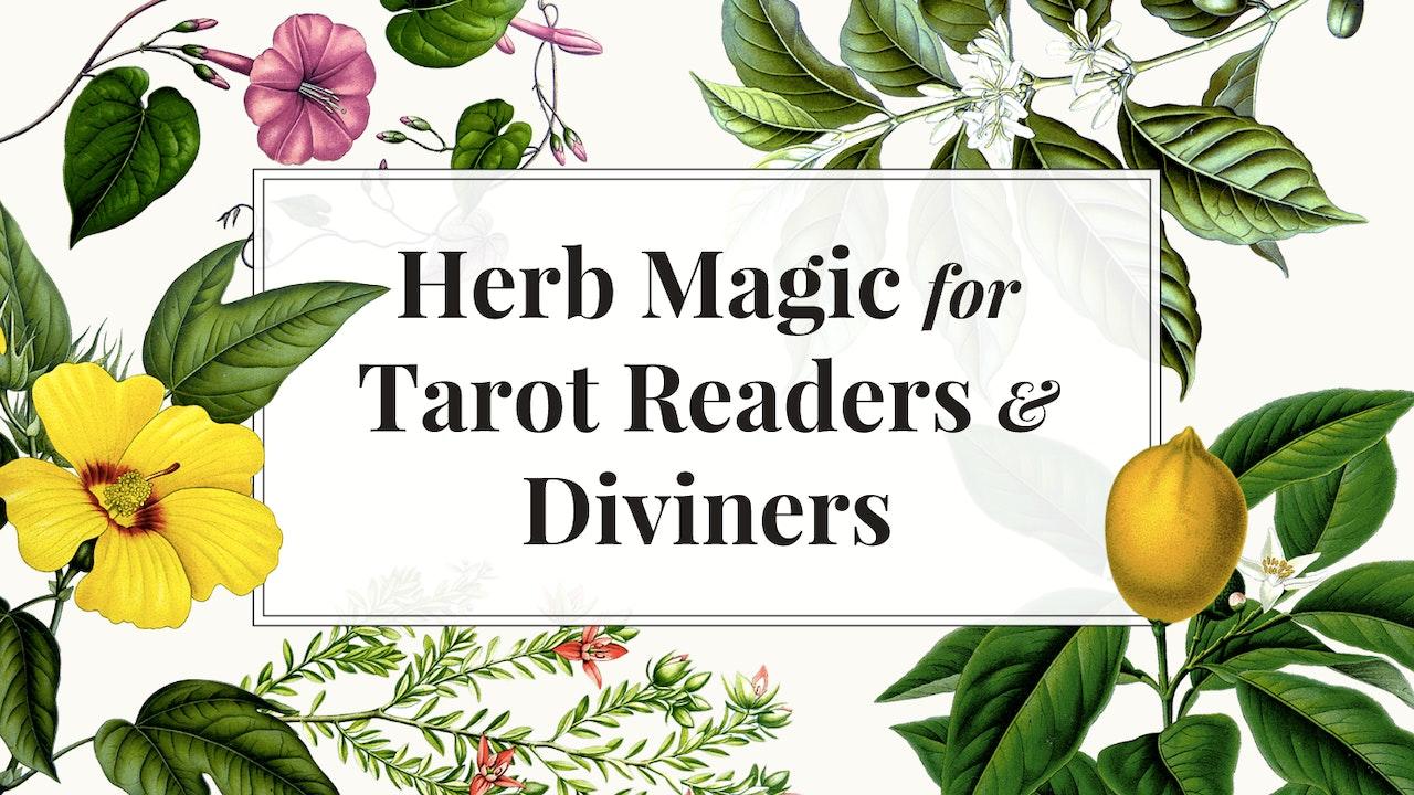 Herb Magic for Tarot Readers & Diviners