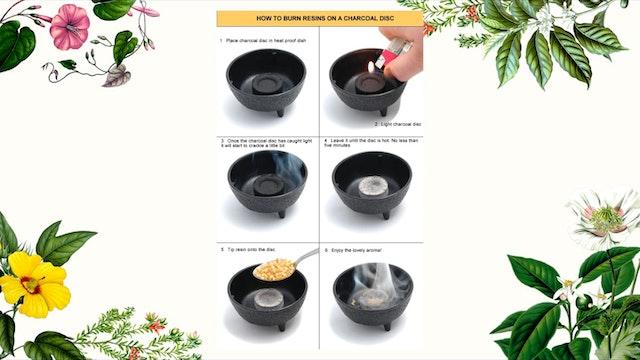 Lesson 20: Frankincense
