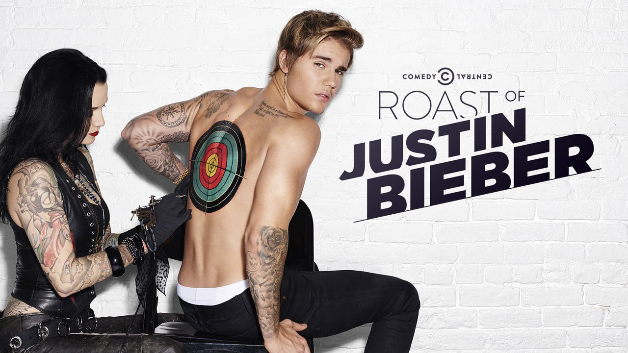 The Comedy Central Roast of Justin Bieber (Deluxe)
