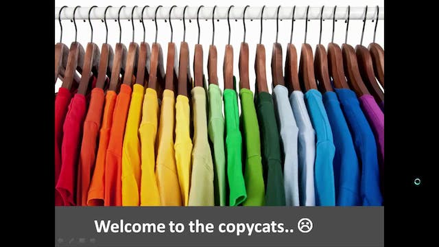 Brand names and copycats