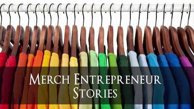 Merch Entrepreneur Stories - Brooke