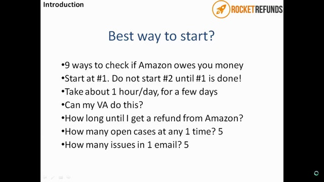 Introduction to Rocket Refunds USA Pro