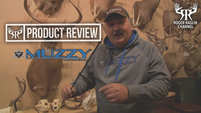 Muzzy Broadheads • Product Preview