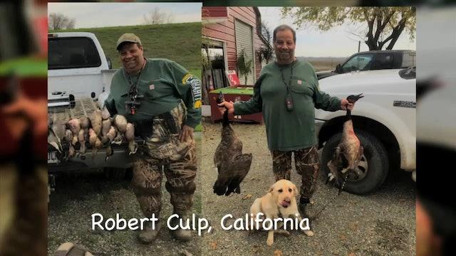 Robert Culp, California*