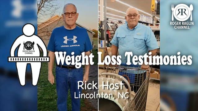 Rick Host, Lincolnton, NC