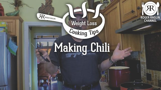 Making Chili • Weight Loss Cooking Tips