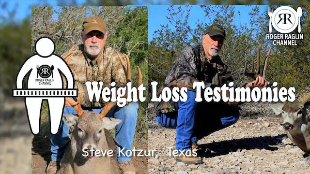 Steve Kotzur, Texas
