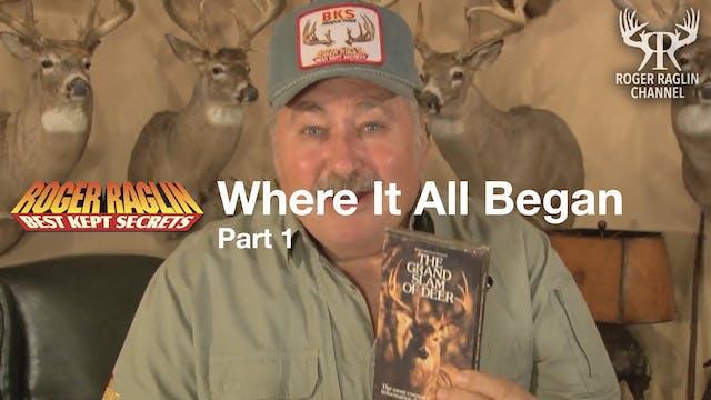 Where It All Began - Part 1 • BKS Pro...