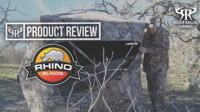 Rhino Blind • Product Preview