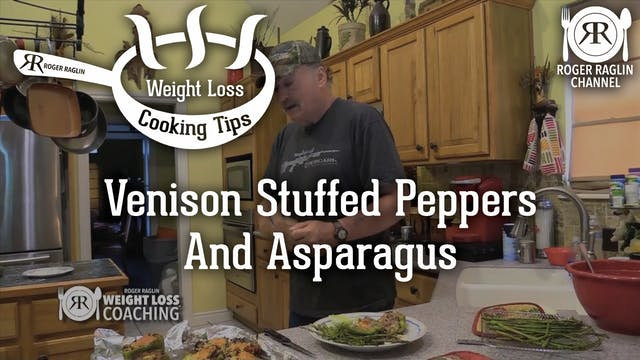 Venison Stuffed Peppers • Weight Loss...