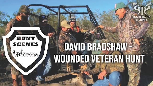 David Bradshaw - Wounded Veteran Hunt...