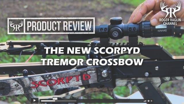 New Tremor Scorpyd Crossbow • Product...