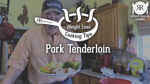 Pork Tenderloin Supper • Weight Loss Cooking