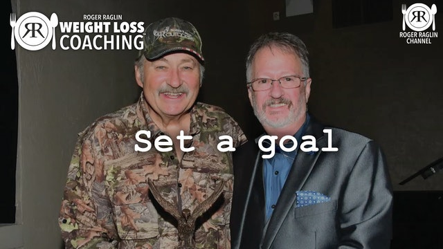 19. Set a goal • Weight Loss Coaching