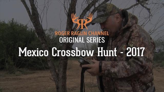 Mexico Crossbow Hunt • 2017