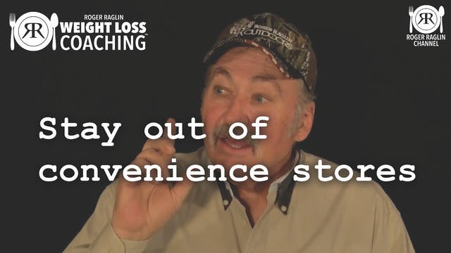 51. Stay out of convenience stores • ...