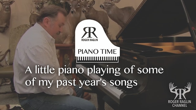Some of my past year's songs • Piano Time