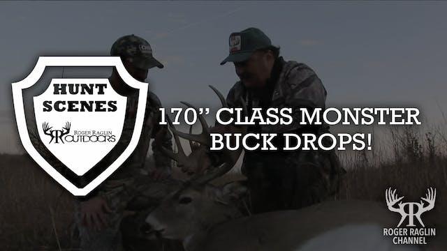 """170"""" Class Monster Buck Drops! • Hunt..."""