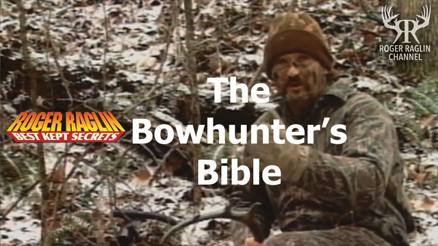 The Bowhunter's Bible • Vintage BKS VHS/DVD's