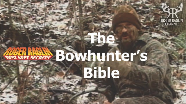 The Bowhunter's Bible • Vintage BKS V...