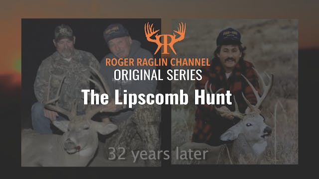 The Lipscomb Hunt 2019