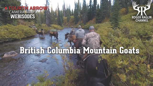 British Columbia Mountain Goats • Fourth Arrow Webisodes