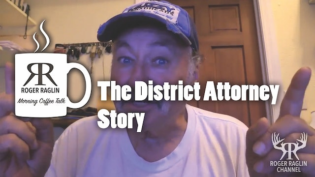 The District Attorney Story • Morning Coffee