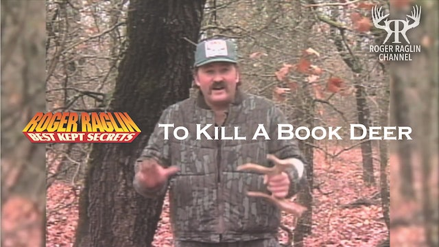 To Kill A Book Deer • Vintage BKS Productions