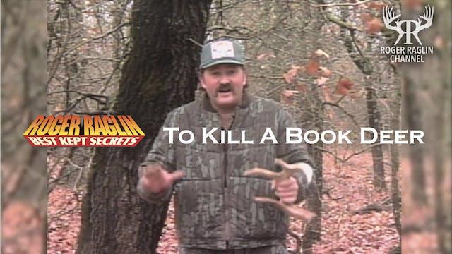 To Kill A Book Deer • Vintage BKS Pro...