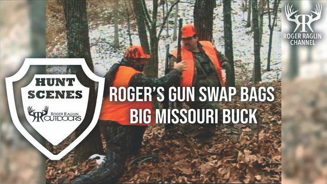 Roger's Gun Swap Results in a Giant Whitetail Buck Kill • Hunt Scenes