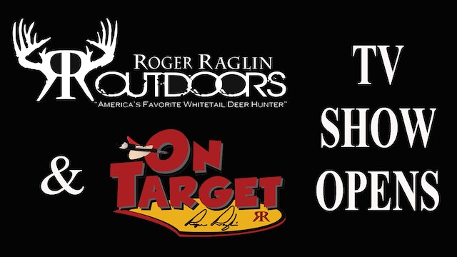 Outdoor Channel and Sportsman Channel TV Show Opens