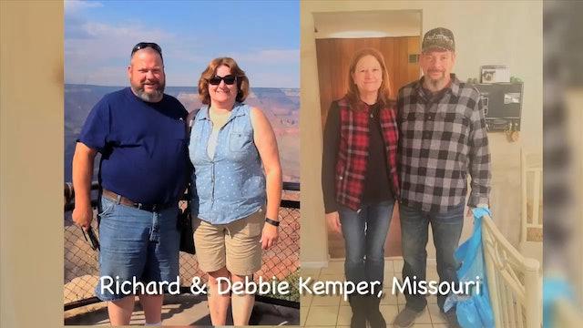Richard and Debbie Kemper*