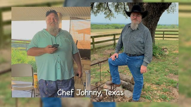 Chef Johnny Stewart, Texas*