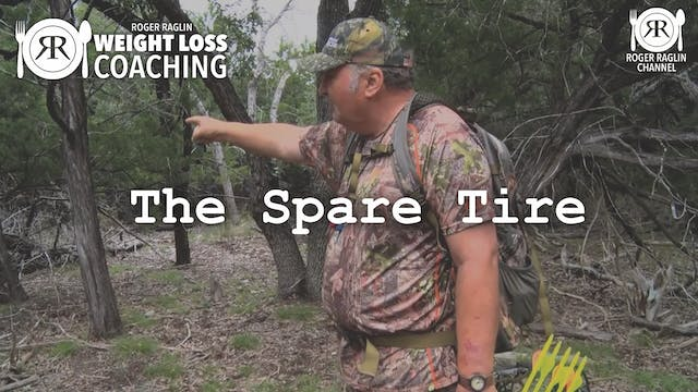76. The Spare Tire • Weight Loss Coac...