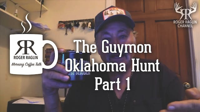 The Guymon, Oklahoma Hunt - Part 1 • ...