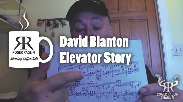David Blanton  Elevator Story • Coffe...