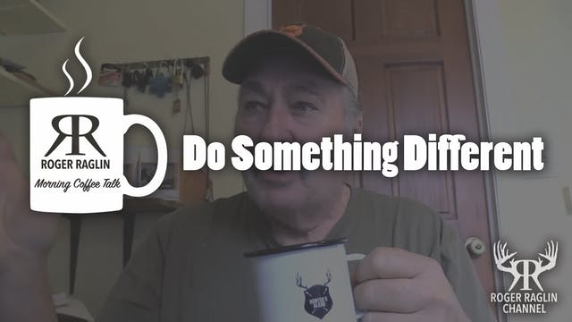 Do Something Different • Morning Coffee