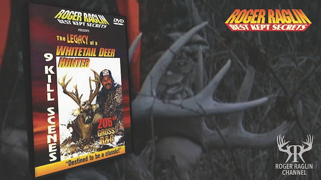 Legacy of a Whitetail Deer Hunter • V...