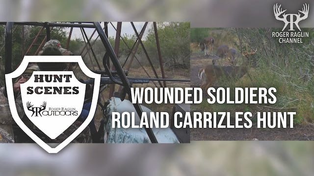 Wounded Soldiers Roland Carrizles Hun...