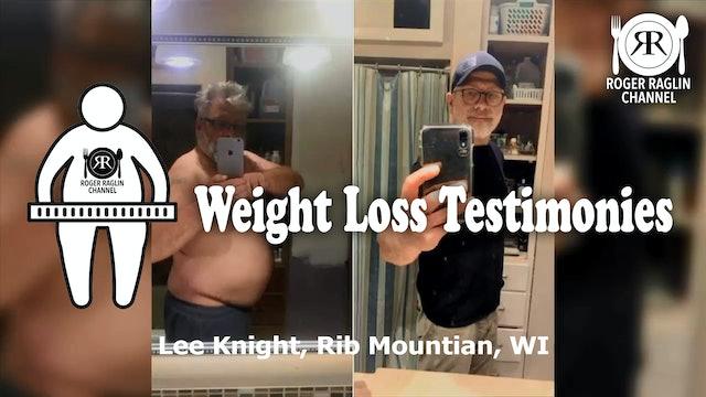 Lee Knight, Rib Mountain, Wisconsin