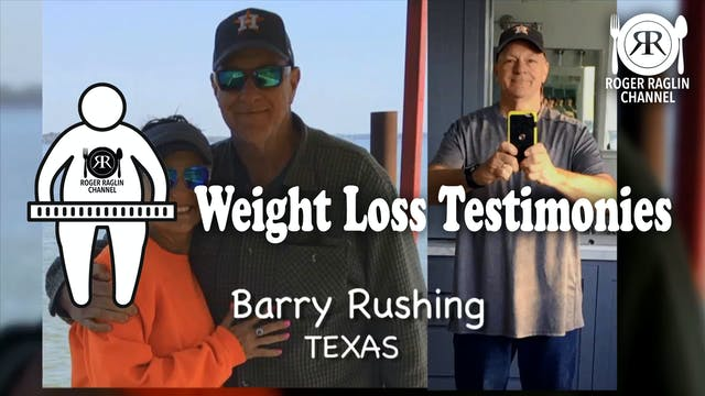 Barry Rushing, Texas