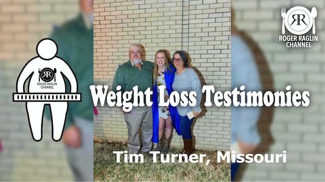 Tim Turner, Missouri